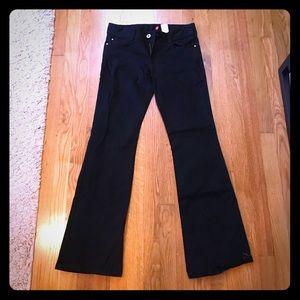 NWOT - H&M black jeans - Size 8